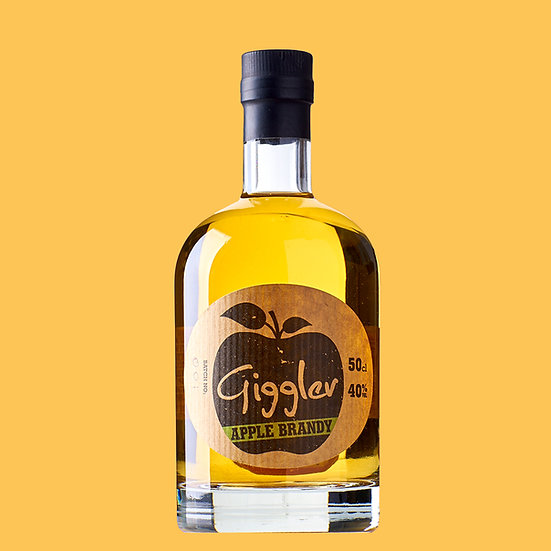 Giggler Apple Brandy 50cl