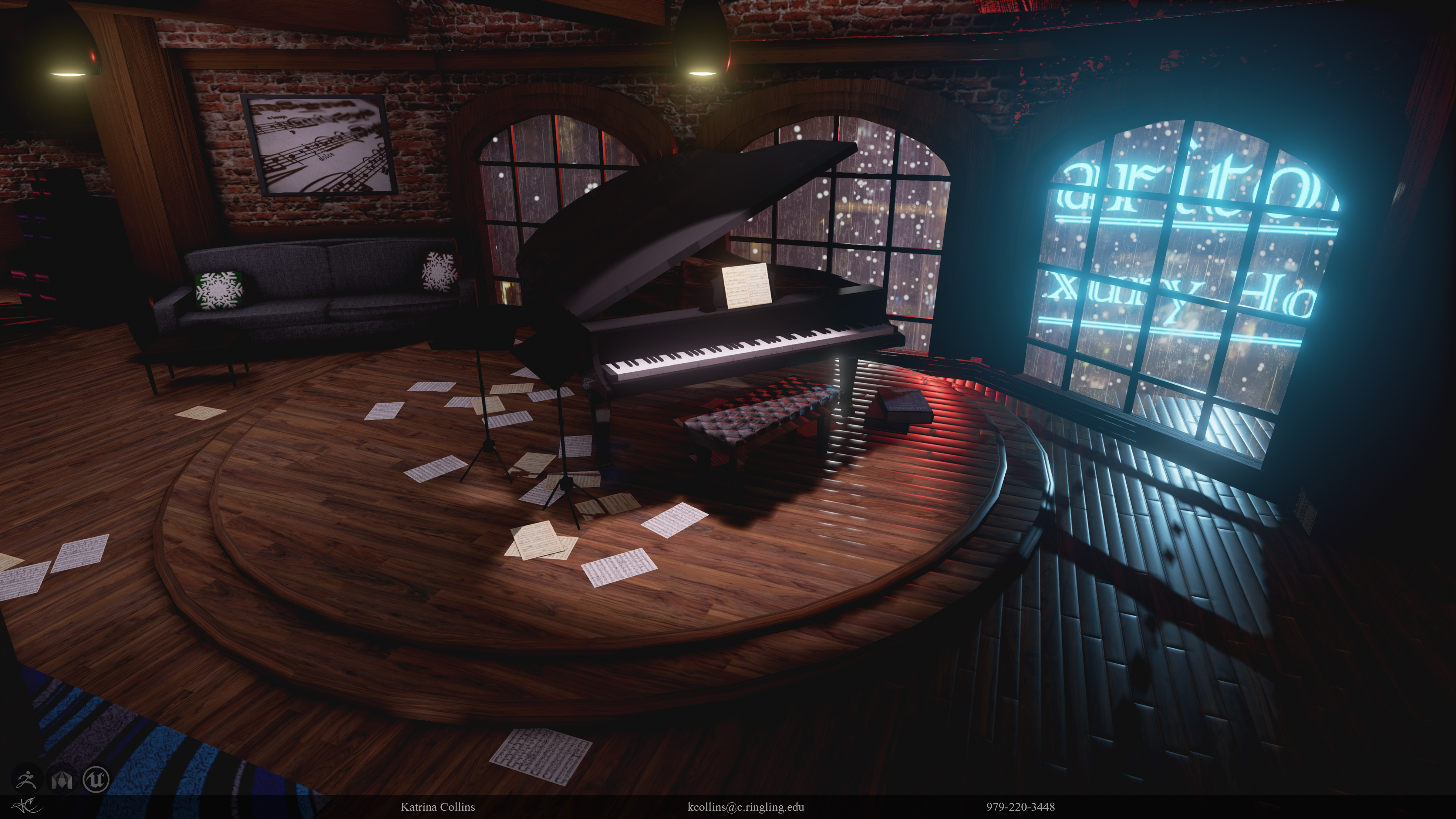 Pianist's Loft