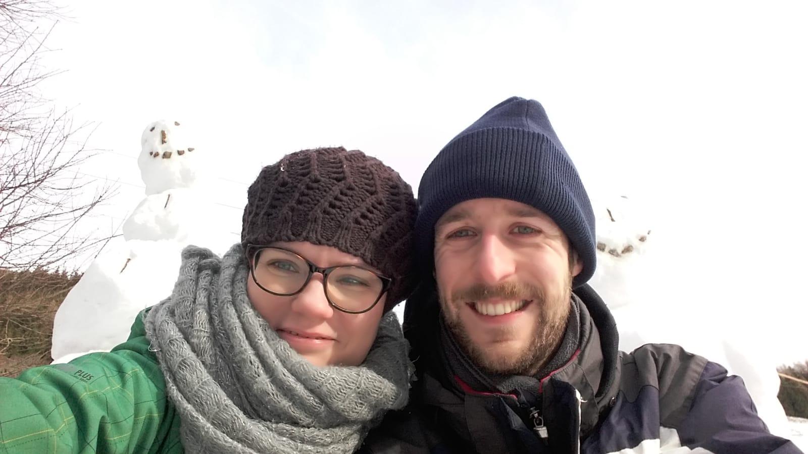 Katrin & ihr Held