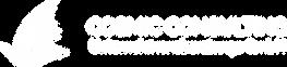 Logo und Schrift weißes Logo und weiße S
