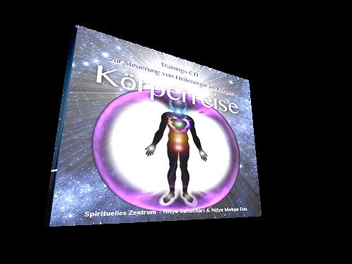 Körperreise, geführte Achtsamkeits-Meditation - Download
