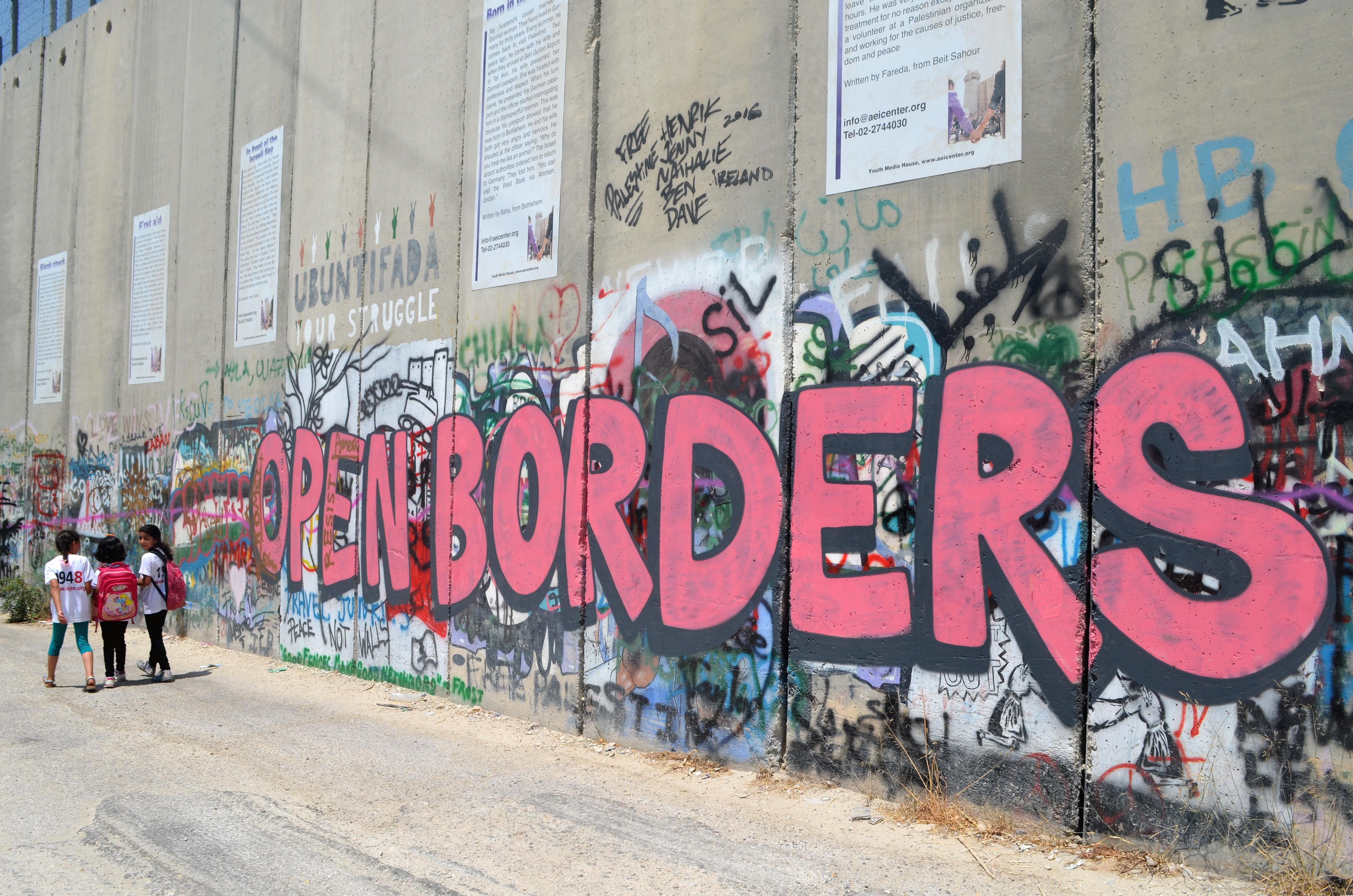 Mensajes en el muro