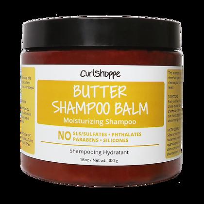Butter Shampoo Balm 16oz