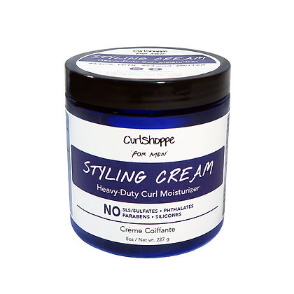 Men's Styling Cream 8oz