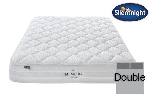 Silentnight Mirapocket Castiel Memory 800 Double Mattress