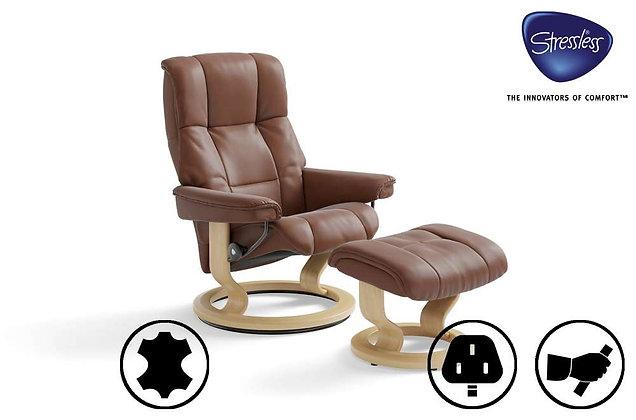 Ekornes Stressless Mayfair Swivel Recliner Chair