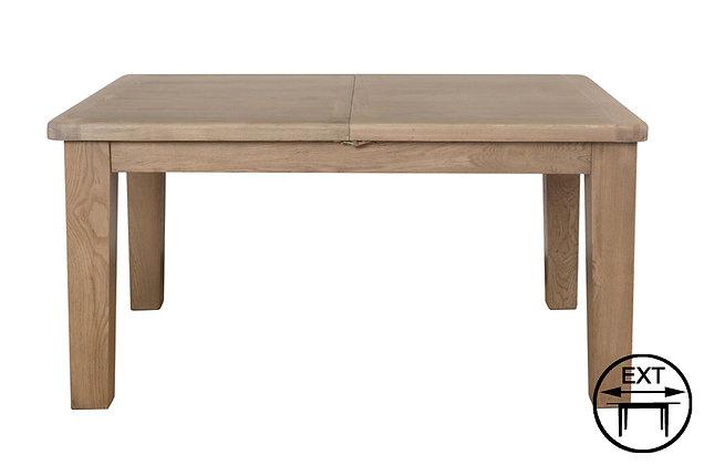 Manor Oak 1.8m Extending Dining Table