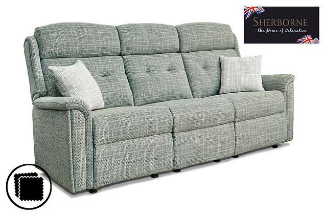 Sherborne Roma Small 3 Seater Sofa