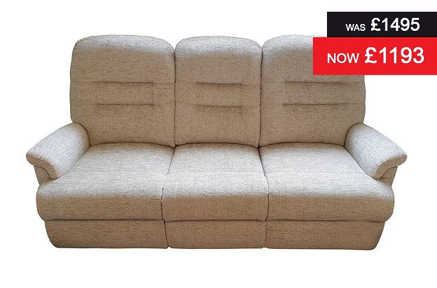 Sherborne Keswick 3 Seater Sofa - Seattle Jute
