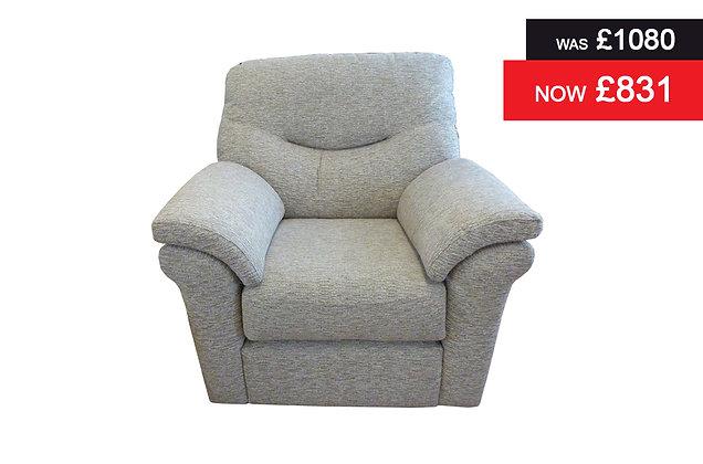 G Plan Washington Chair - Mirage Pebble