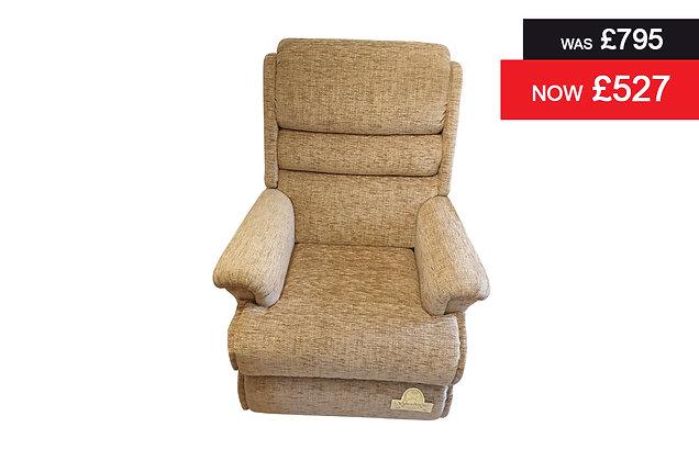 Sherborne Comfi Sit Armchair - Verona Cocoa