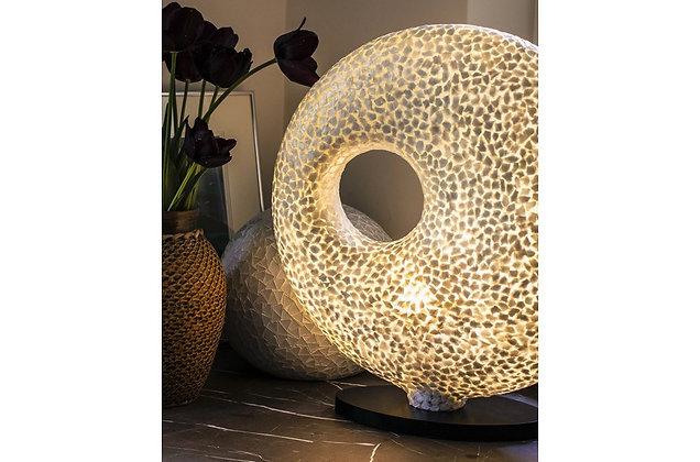 Elara Torus Lamp - 45cm