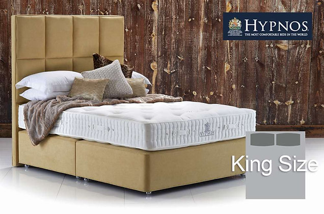 Hypnos Rowan Superb King Size Divan Bed