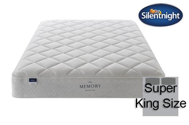 Silentnight Miracoil Seraph Memory Super King Size Mattress