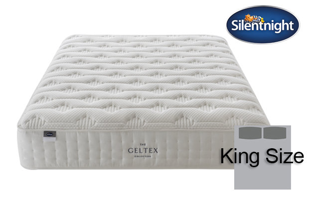 Silentnight Mirapocket Sublime Geltex 2000 King Size Mattress