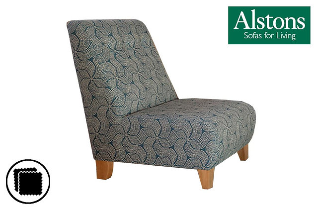 Poppy Armless Accent Chair