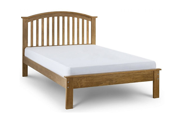 Canberra 135cm Double Bedstead