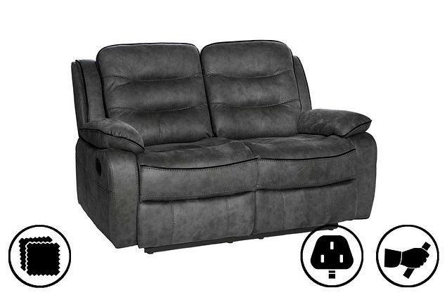 Dakota 2 Seater Recliner Sofa