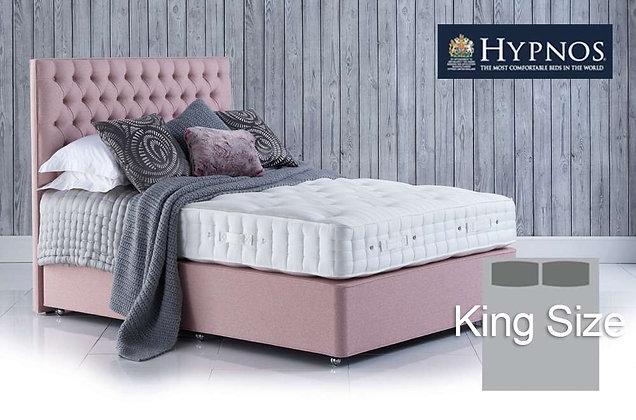 Hypnos Elite Posture Cashmere King Size Divan Bed