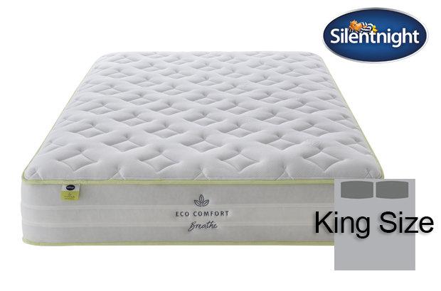 Silentnight Mirapocket Eco Comfort Breath 2200 King Size Mattress