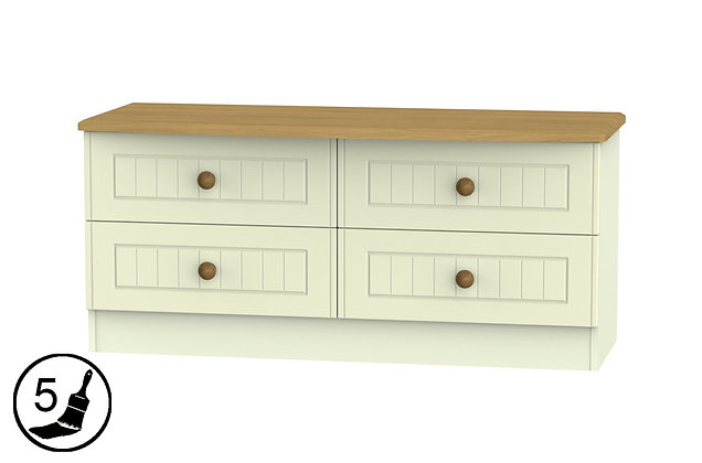 Solent 4 Drawer Bed Box