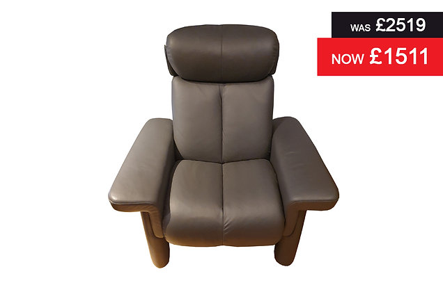 Stressless Legend Highback Chair - Paloma Rock