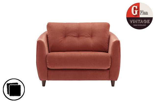 G Plan Nancy Vintage Snuggler Sofa