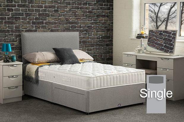 Brunel Single Divan Bed
