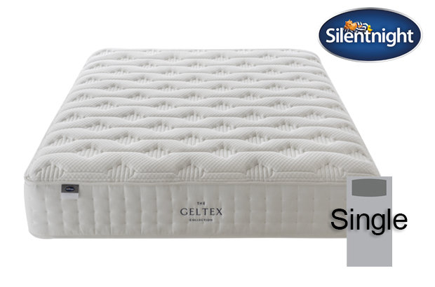 Silentnight Mirapocket Sublime Geltex 2000 Single Mattress