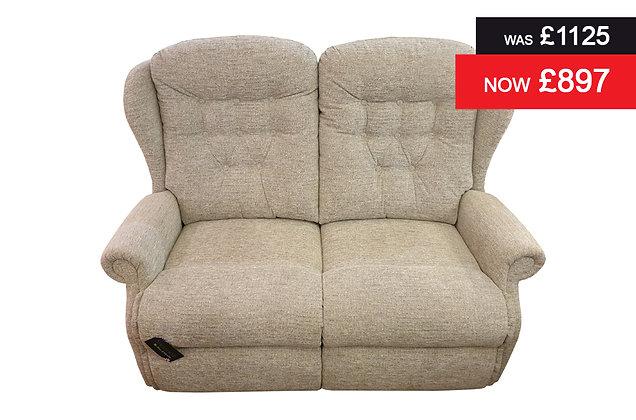 Sherborne Lynton 2 Seater Sofa - Ancona Alpine