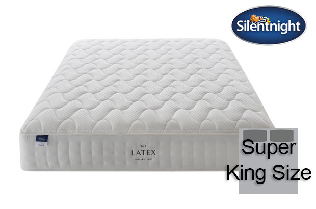 Silentnight Miracoil Arella Latex Super King Size Mattress