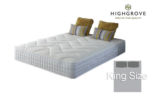 Highgrove Ambassador 1000 Series King Size Mattress