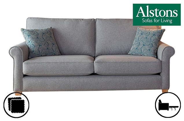 Poppy 3 Seater Sofa Bed