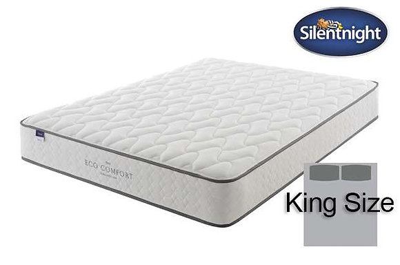 Silentnight Dumont Eco Comfort Miracoil King Size Mattress