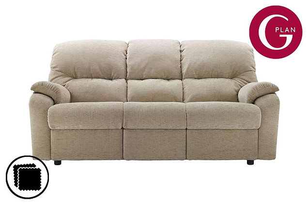 G Plan Mistral Small 3 Seater Sofa