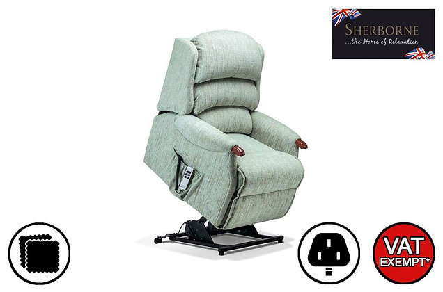 Sherborne Malham Small Lift & Rise Care Recliner Chair