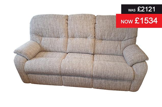 G Plan Mistral 3 Seater Sofa - Loxwood Denim