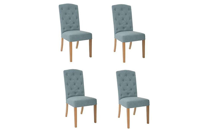 Lara Dining Chair – Set of 4 Chairs (Stocked Item)