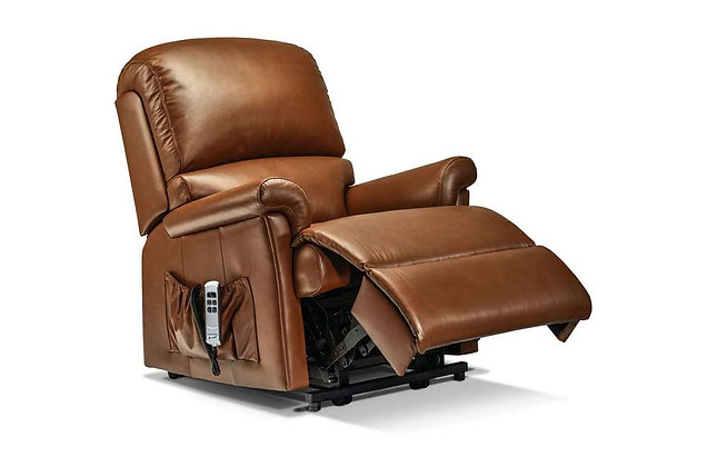 Wexford Leather Standard Lift & Rise Care Recliner Chair