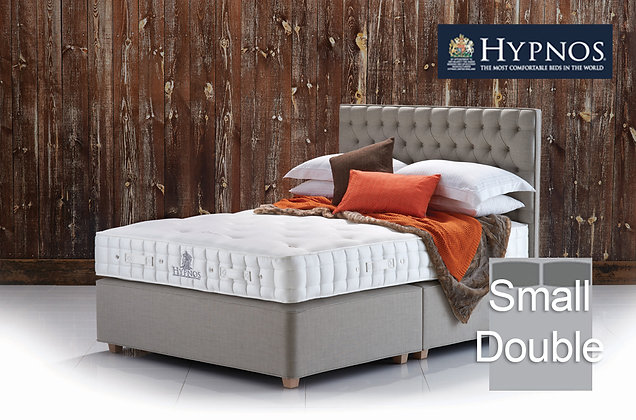 Hypnos Solar Deluxe Small Double Divan Bed