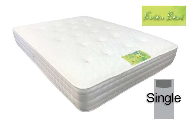 Eden Beds Ortho Memory Choice Single Mattress