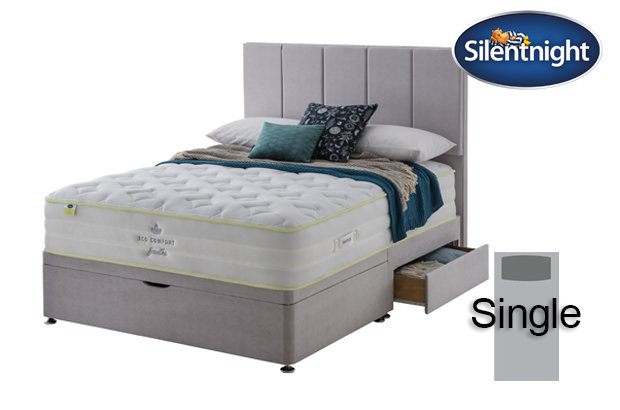 Silentnight Mirapocket Eco Comfort Breath 2200 Single Divan Bed