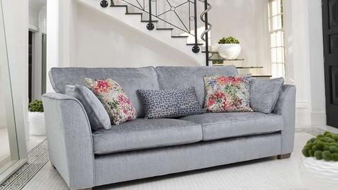 Laughton Fabric Grand Sofa