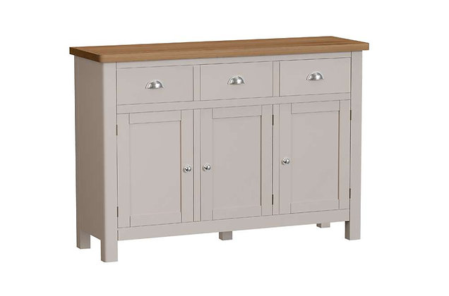 Boston 3 Door, 3 Drawer Sideboard