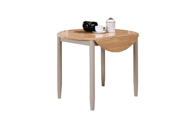 Altona Round Drop Leaf Dining Table