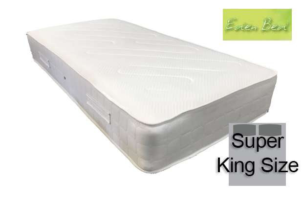 Eden Beds Orthopaedic Extra Firm Super King Size Mattress