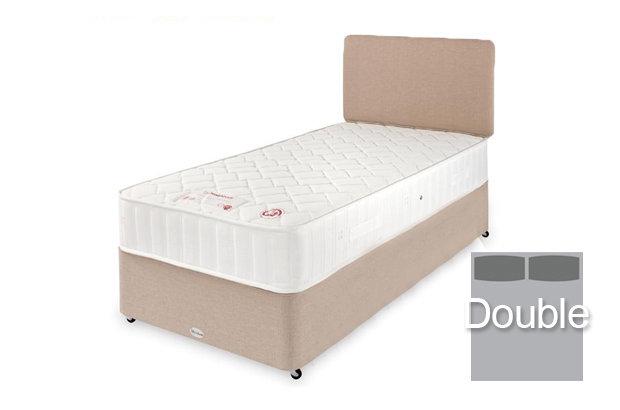 Polo Double Divan Bed