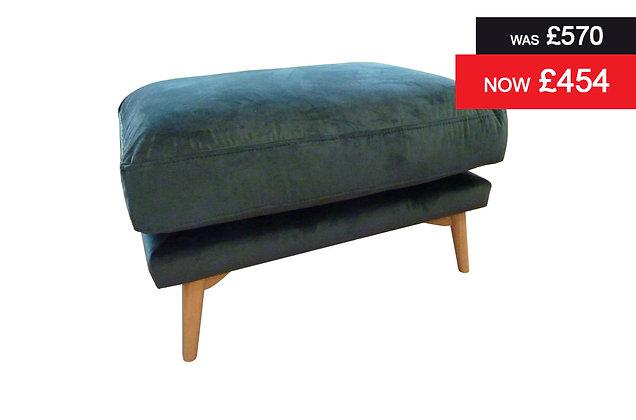 Ercol Forli Footstool - T240 Fabric