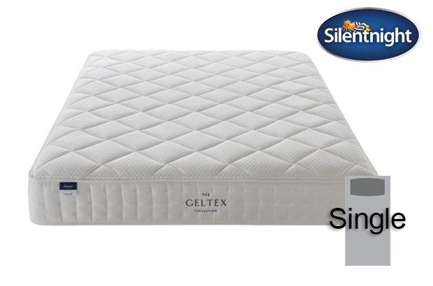 Silentnight Miracoil Aqua Geltex Single Mattress
