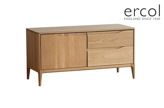Ercol Romana TV Unit with Built in IR